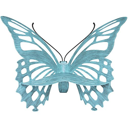 cute butterfly shape benches