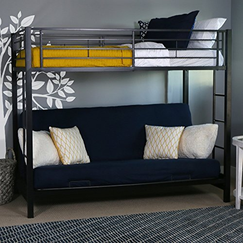 loft bed with couch underneath