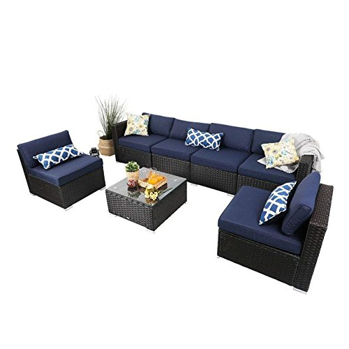 Beautiful and Modern Outdoor Couch Sets for the Patio!