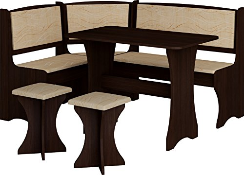 cute dining booth set