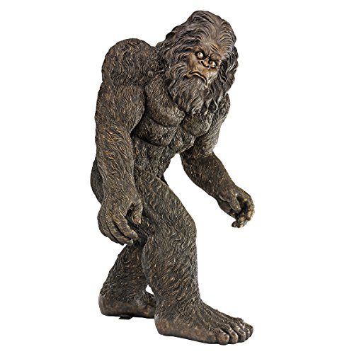 life size Bigfoot Garden Statue