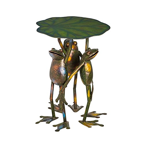 cute recycled metal tables
