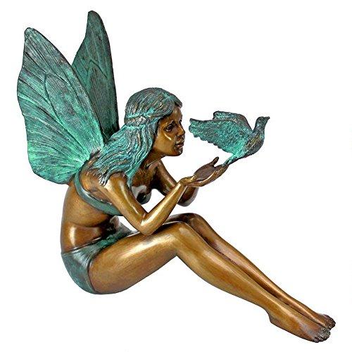 beautiful fairy statues