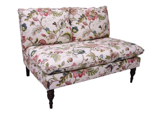 floral loveseat