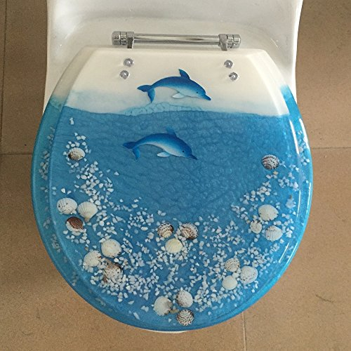 Aquarium Design Toilet Seats
