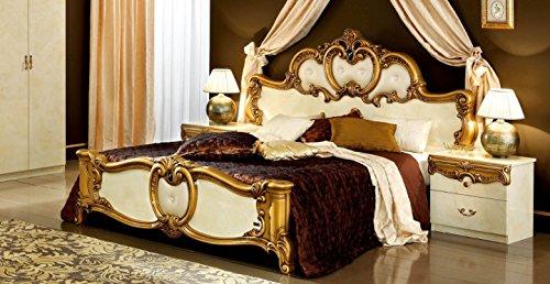 stunning Victorian Italian bed