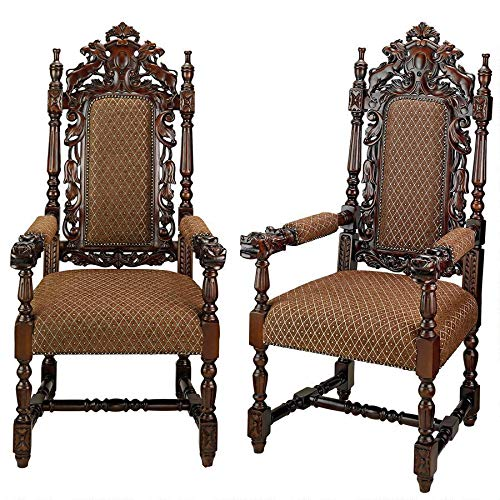 Medieval Armchairs for sale