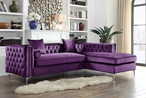 Fun Purple Decor To Create An Amazing Purple Room