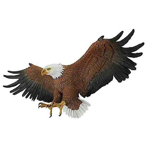 American Bald Eagle Patriotic Wall Sculpture